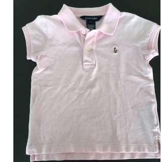 Ralph Lauren  size 4  polo-shirt