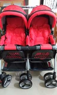 🚚 Twin stroller