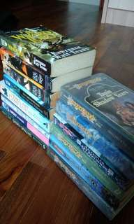 $2 EACH!!! Sword and Sorcery Fantasy Fiction Books