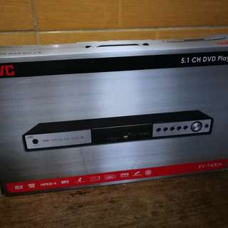 JVC 5.1CH HDMI DVD Player