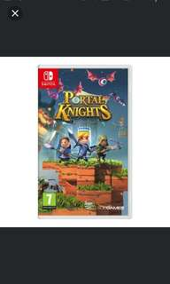 Switch Portal Knight