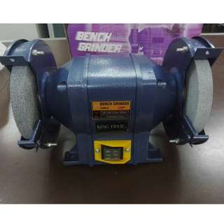 "Heavy Duty Bench Grinder 6"" / 8 """