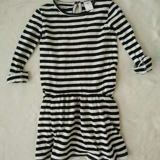 target stripes dress