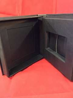 Customise thumbdrive box