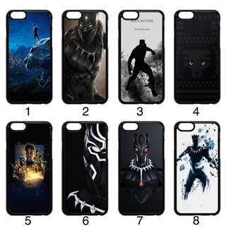 Black Panther Phone Cases
