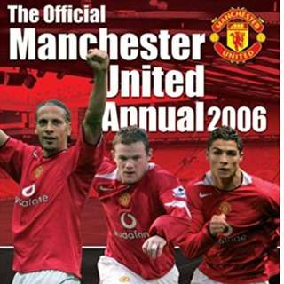 The Official Manchester United Annual 2006