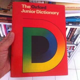 The Oxford Junior Dictionary