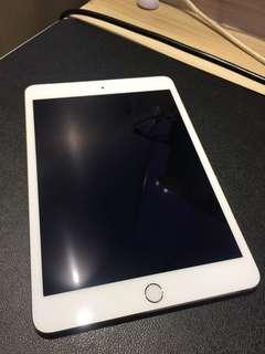 Apple iPad Mini 3 Cellular 16GB (gold) #32 w