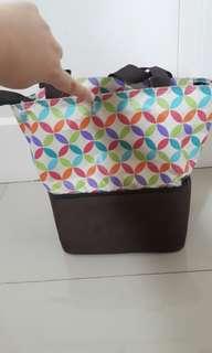 Preloved Gabag Bag + Ice Gel