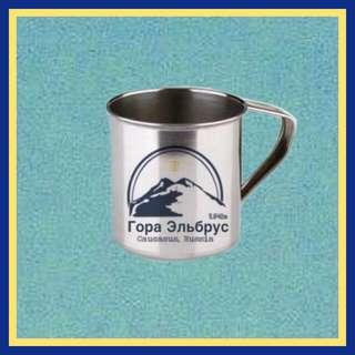 Garuda Youth Camping Mug