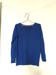 Sweater rajut Navy
