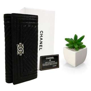 Chanel Wallet Flap