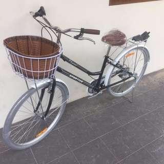 Sportive Lady Bike with Shimano 6-speed