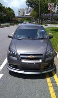 Chevrolet Aveo SS 1.4 for rent