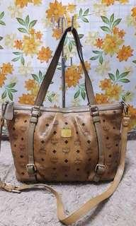 Authentic MCM Palermo Bag