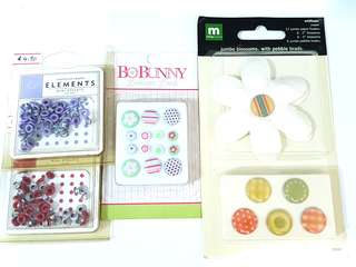 Clearance scrapbooking sets of eyelets #payday30