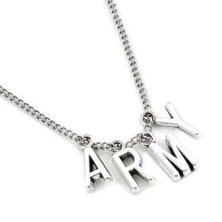 Necklace BTS Bangtan Boys Army Jimin