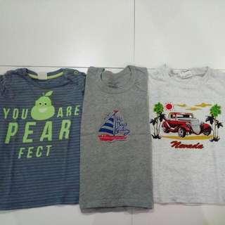 Baju Anak 2-3 Th