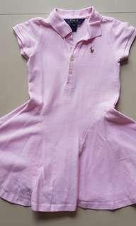 Polo Ralph Lauren polo dress 4t
