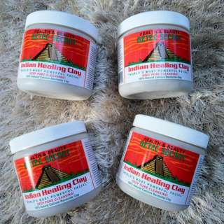 AZTEC SECRET Indian Healing Clay (1 lb | 454 g)