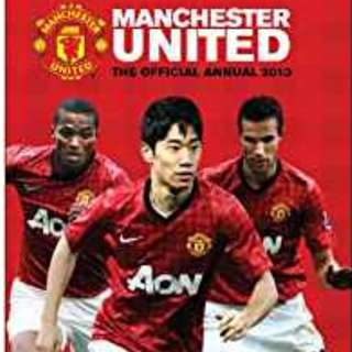 The Official Manchester United Annual 2013