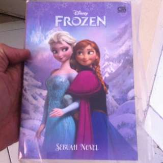 Novel Frozen