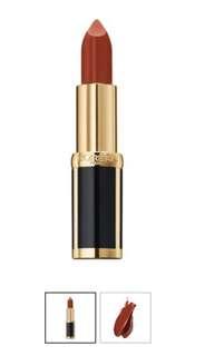 L'oreal x Balmain Colour Riche Lipstick