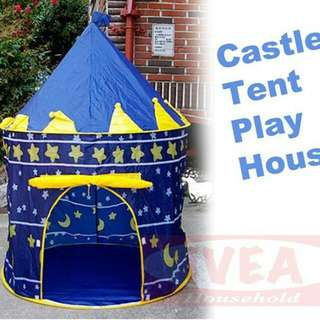 Castle Tent Playhouse