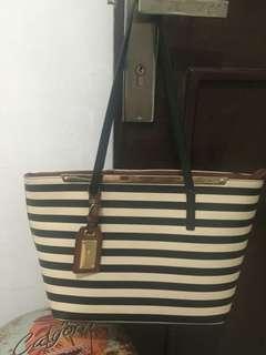 Aldo stripes bag