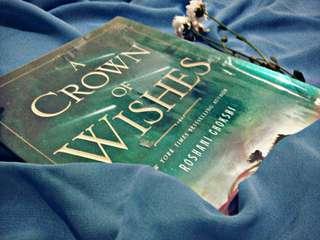 Buku import preloved: A crown of wishes karya Roshani Choksi