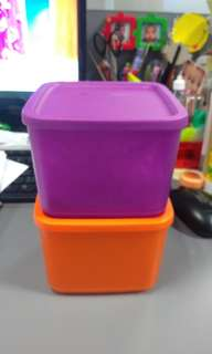 Tupperware summer set