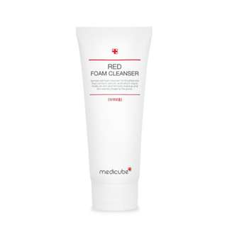 (Free mail) Authentic Medicube Red Foam Cleanser 120ml