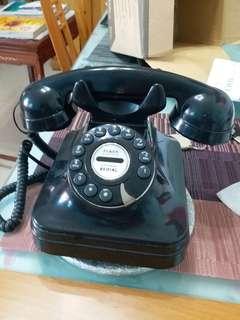 仿古座檯家居電話