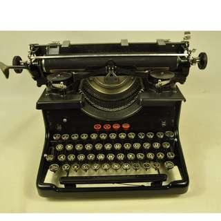 1935年德國製 Topredo VI 古董打字機