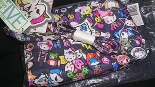 🌟BN Dreamworld Tokidoki Jujube Hello Kitty Be Set Long Strap from Beset