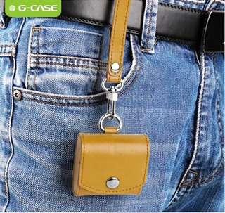 G Case wireless earpot mini leather cases