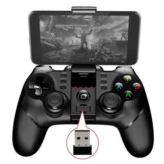 *FREE SHIPPING*3in1 Wireless Bluetooth Gamepad USB 2.4g Android