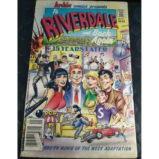 Archie: To Riverdale & Back Again