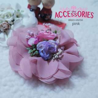 Soul Flower Bloom (Brooch) - Sale