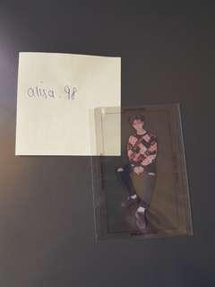 Wanna One Photo card