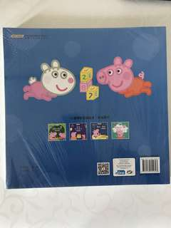 Pepos pig books in Chinese (5books)