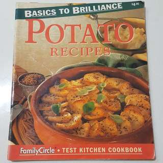 Potato Recipes Book