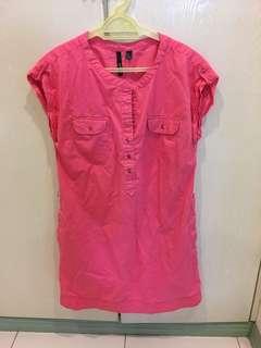 Mango pink dress size S