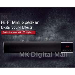 ★★ LATEST DESIGN ★★ B28S  Multi-Functions Bluetooth Speakers
