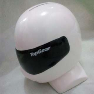 """Collector's Item Top Gear's """"The Stig"""" Coin Bank"""