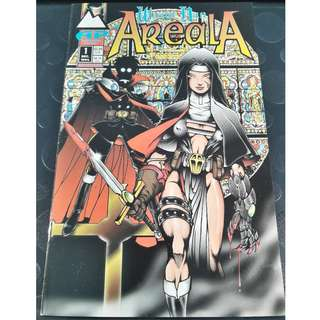 Warrior Nun Areala #1