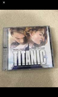 Cd box C2 - Titanic