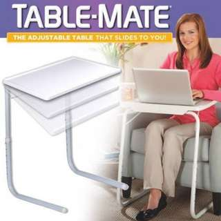 Seen On TV Table Mate II Foldable and Adjustable Table
