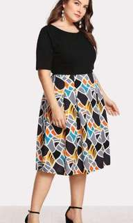 MAY 18 PLUSSIZE DRESS (DDS)'
