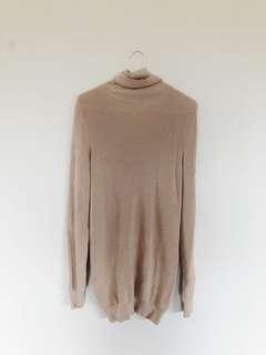 Seed Heritage - Turtleneck Winter Rib Knit Sweater